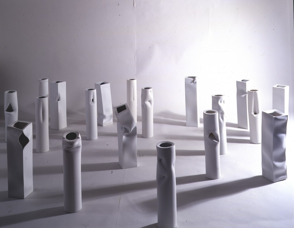 Untitled_ Reduction Firing_1992